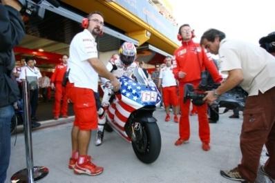 Moto GP - Valence: Les tests 2009 commencent !