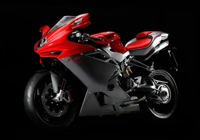 Nouveauté Moto 2012 : MV Agusta F4 R Corsa Corta