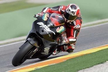 Moto GP - Ducati: Barbera a agréablement surpris