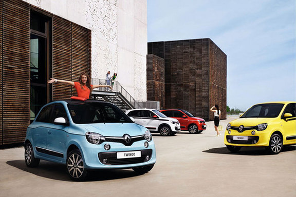 la nouvelle renault twingo moins de 10000 en hollande. Black Bedroom Furniture Sets. Home Design Ideas
