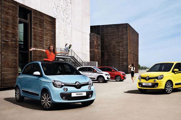 La nouvelle Renault Twingo à moins de 10000 €... en Hollande