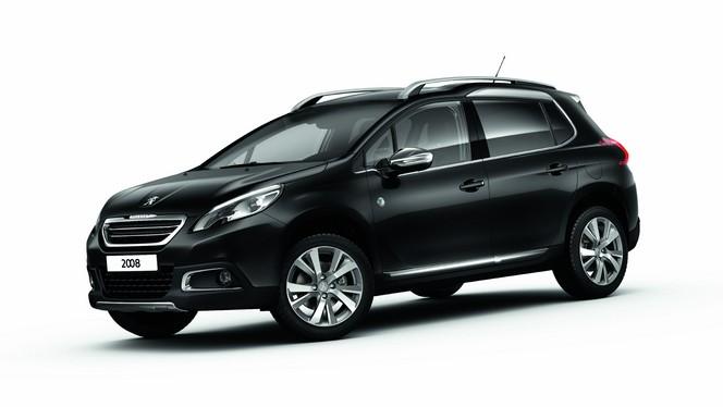 Peugeot lance les séries spéciales 2008 et 3008 Crossway