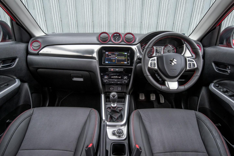 suzuki un nouveau moteur essence turbo pour le vitara s. Black Bedroom Furniture Sets. Home Design Ideas