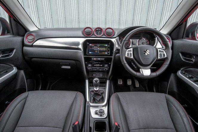 Suzuki : un nouveau moteur essence turbo pour le Vitara S