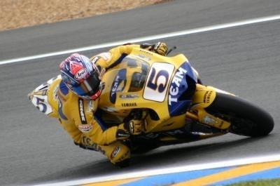 Moto GP: Edwards confirmé chez Yamaha