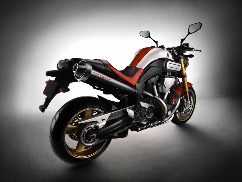 "Notre dossier occasion : Yamaha MT-01, le ""Muscle Bike"""