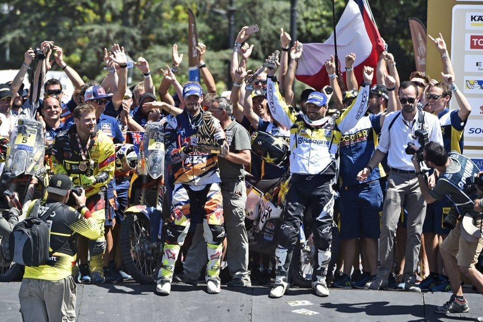 Dakar - étape 13 : Toby Price remporte son premier Dakar