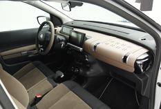 Citroën C4 Cactus : à pique ou face