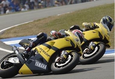 Moto GP: Dunlop se donne les moyens