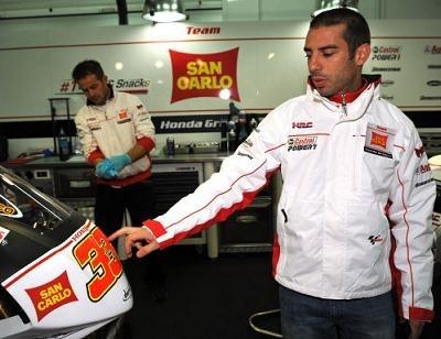 Moto GP - Honda: Melandri veut être un client pour l'année prochaine