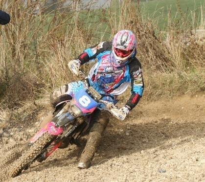 Yannick Bossi champion de France