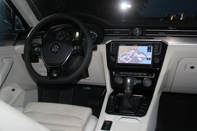 En avant-première, nos photos de la Nouvelle Volkswagen Passat