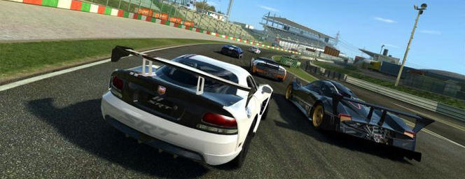 Real Racing 3 gratuit sur iOS et Android : le test