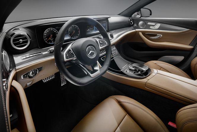 Interieur Nouvelle Mercedes Classe S