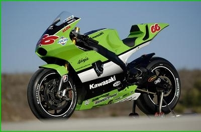 Moto GP: Hayden sur Kawasaki !