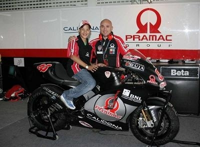 Moto GP: Pramac intègre D'Antin et signe un pilote de douze ans
