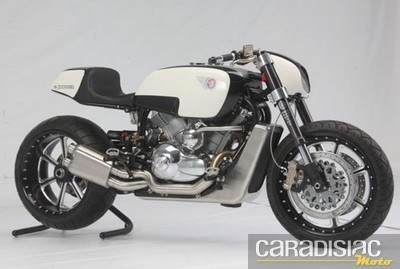 Championnat du monde des constructeurs de customs : and the winner is Fred « Krugger »…