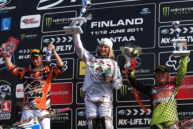 """Interview - Kiara Fontanesi : """" la Finlande, la plus belle victoire de ma vie..."""""""