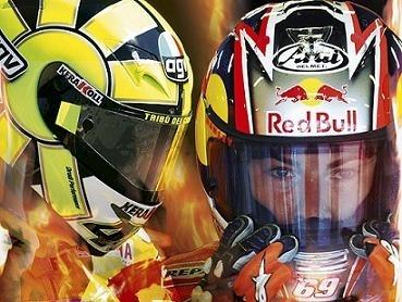 Moto GP Valence: Bayliss et Hayden, comme des champions
