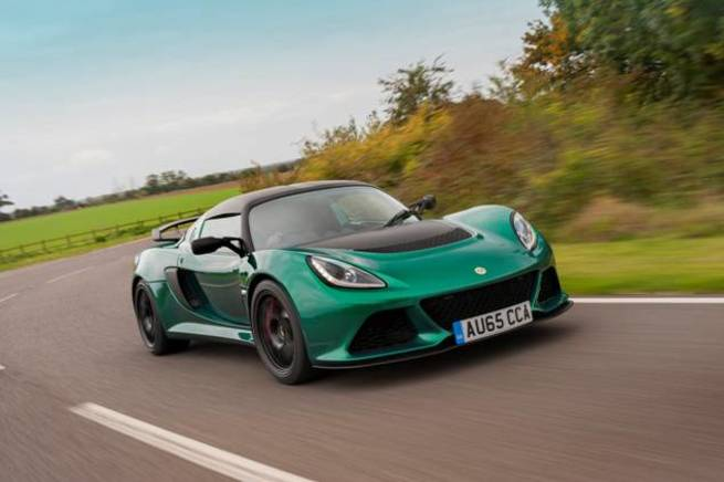 Lotus Exige Sport 350 : l'Exige S au régime