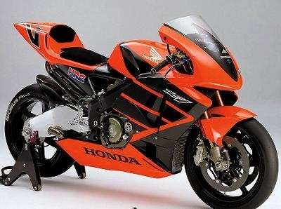 Moto GP: La RC211V, meilleure des 990 cm3