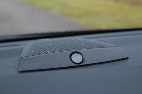 Proposée sous forme de pack associé à la navigation (700 €), la sono B&O est une réussite.