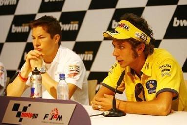"Moto GP Valence: Rossi: ""Un désastre"""