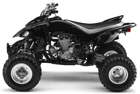 Essai Yamaha YFZ 450: une nouveauté 2012 qui sait séduire