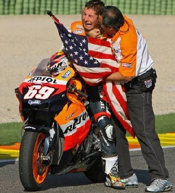 Moto GP: L'image