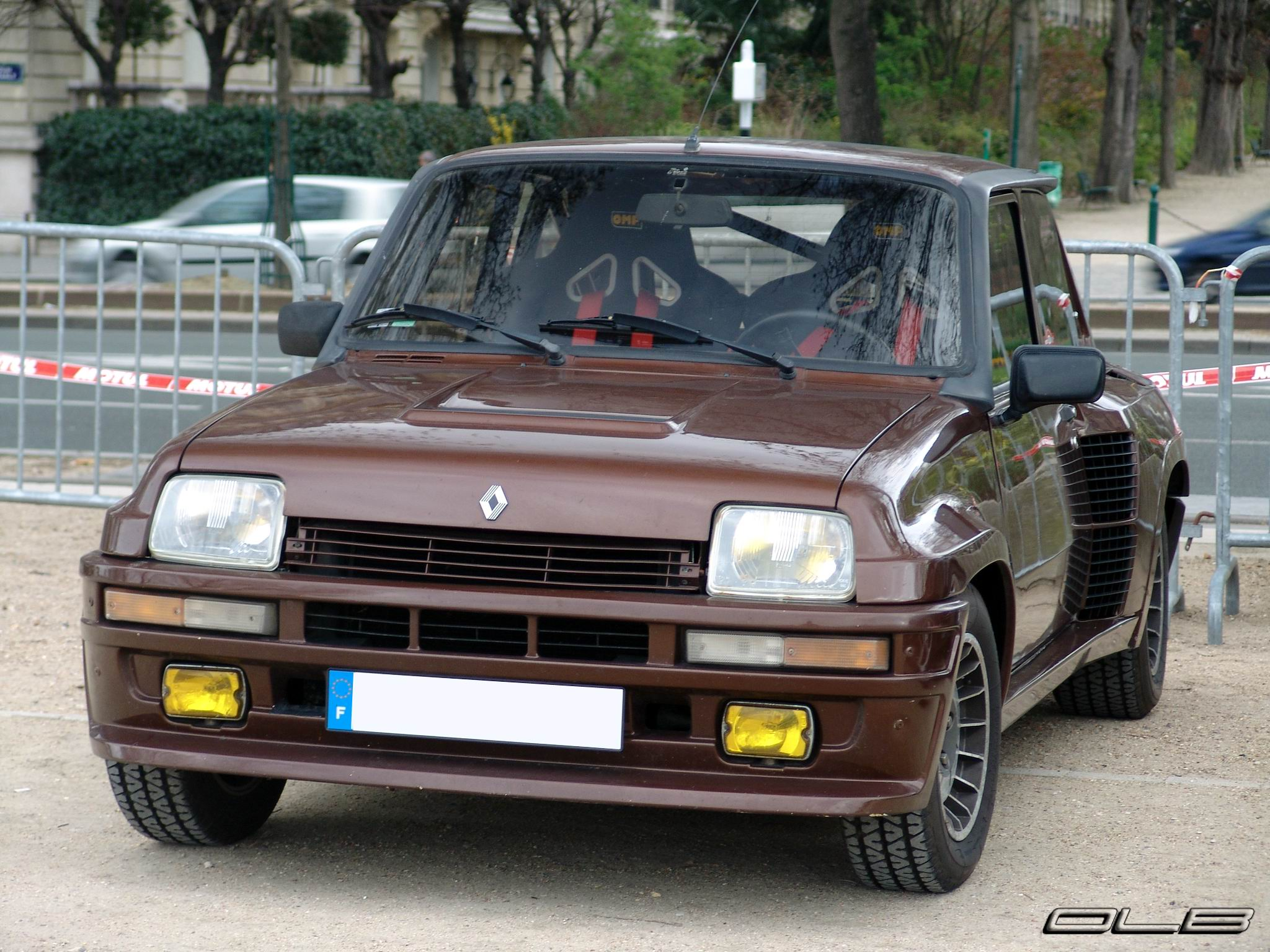 Photo du jour : Renault 5