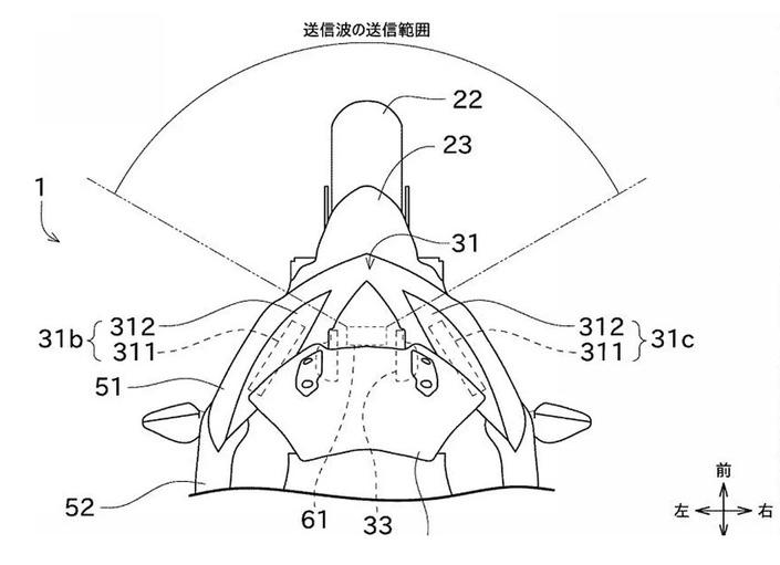 kawasaki deux cam ras pour une intelligence artificielle. Black Bedroom Furniture Sets. Home Design Ideas