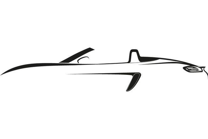 Porsche : les Boxster et Cayman changent de nom et de moteur pour leur restylage