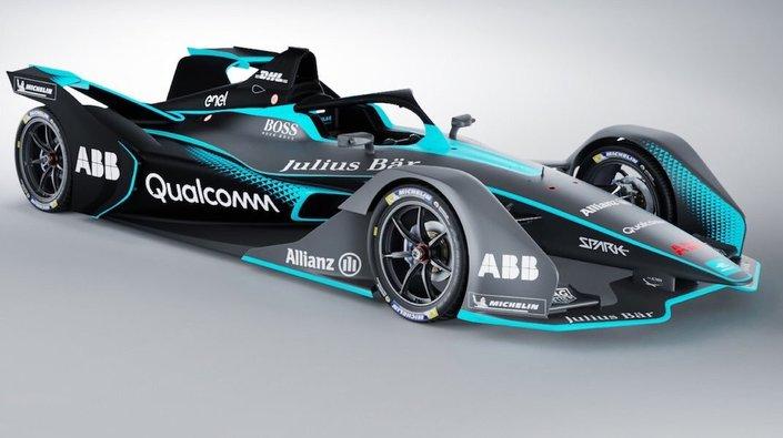 Formule E: une nouvelle monoplace au look futuriste pour fin 2018