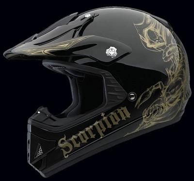 Le Scorpion devient caméléon... pour s'emparer de l'or