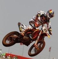 KTM, on fête le titre d'Antonio Cairoli