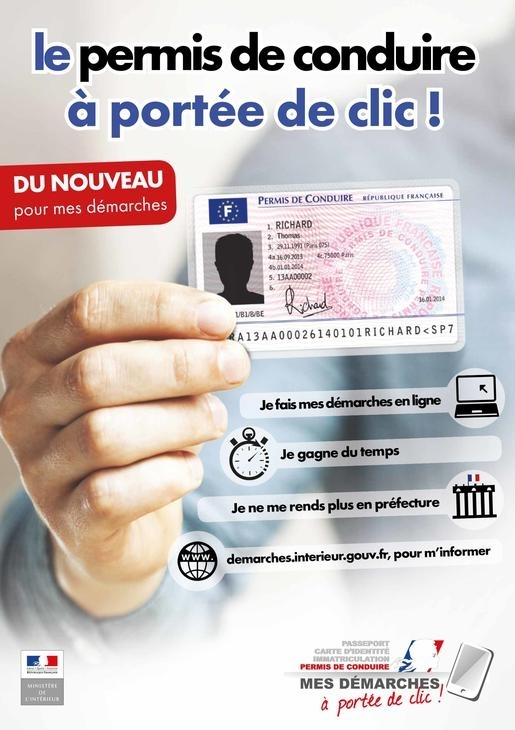 Préfecture: 200000 permis seraient bloqués par le guichet électronique