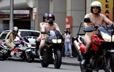 Sécurité routière à l'Australienne.