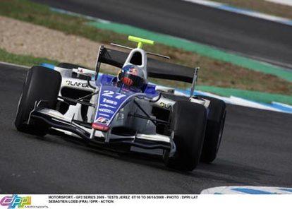 Retour sur le test GP2 de Sébastien Loeb