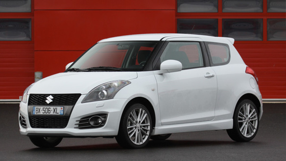 voiture occasion suzuki swift sport. Black Bedroom Furniture Sets. Home Design Ideas