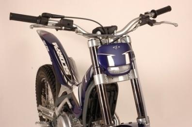 Nouveauté 2007 : Scorpa SY 250
