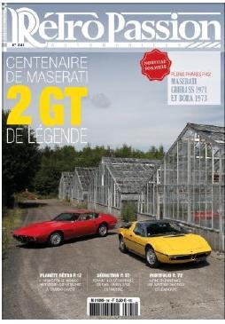 Presse : Rétro Passion Automobiles revient en kiosque