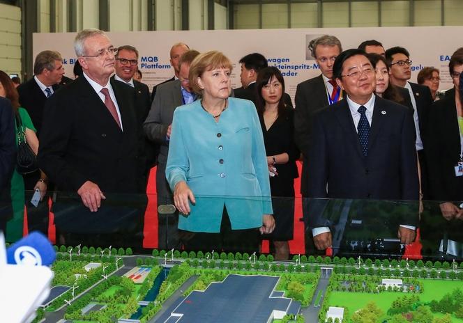 Volkswagen: deux nouvelles usines en Chine