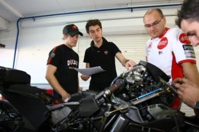 """Moto GP - Kallio: """"Moins de différence entre le Moto GP et la 250 qu'entre la 250 et la 125"""""""