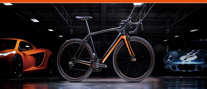 Présentation vélo : au tour de McLaren