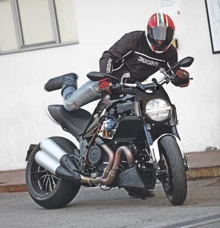 "Ducati : Elle s'appellera finalement ""Diavel"""