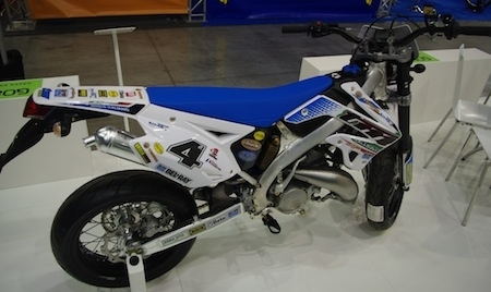 Salon de Milan: TM Racing façon Supermotard