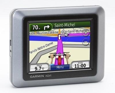 Arrivée du nouveau GPS Garmin pour deux roues: le Nuvi 510...