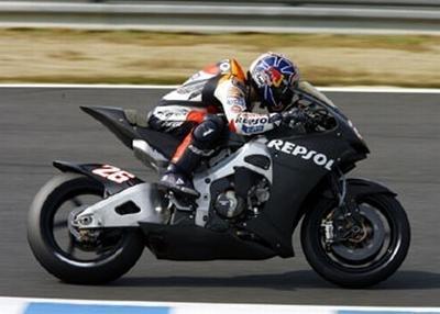 Moto GP, essais Valence: Les 800 déjà véloces