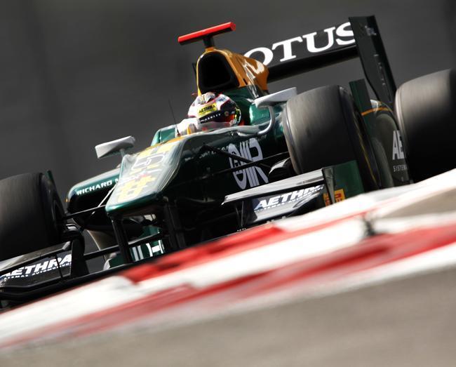 GP2 Asia - Abu Dhabi : Romain Grosjean en pole