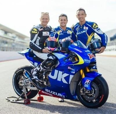 Moto GP: Randy De Puniet espère revenir en 2015 avec Suzuki